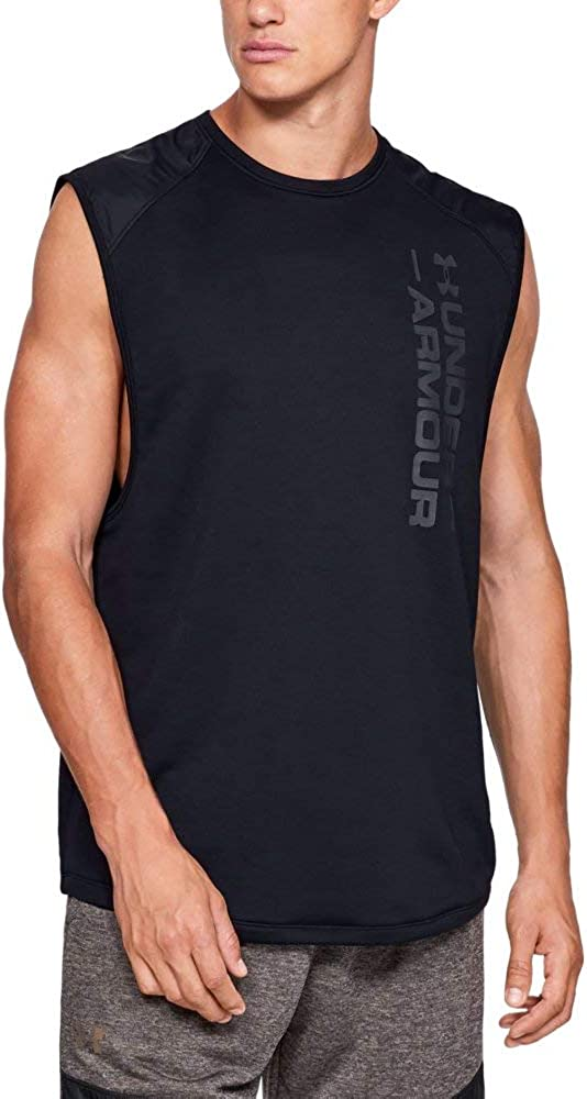 Under Armour mens MK1 Terry Tank