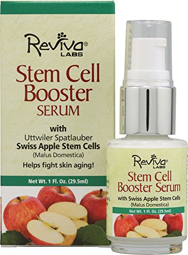 - Stem Cell Booster Serum, Reviva Labs, 1 Oz