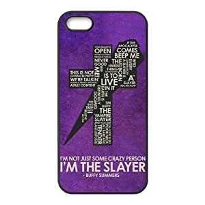 Buffy the Vampire Slayer Custom Rubber Iphone 4/4s Case Cover