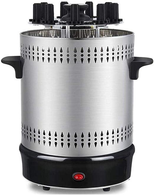 LYATW Vertical del asador Horno eléctrico Parrilla de sobremesa ...