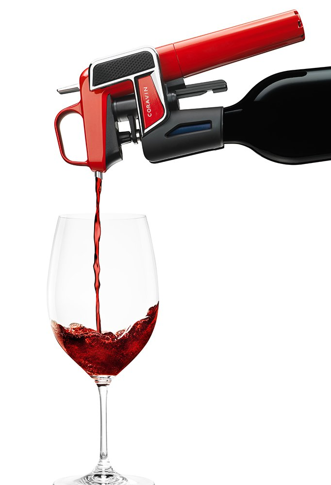 Coravin Model Two Elite Wine Preservation System, Red by Coravin (Image #4)