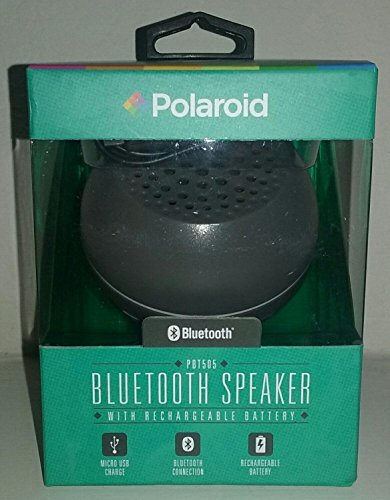 Polaroid Universal Bluetooth Wireless Mini Speaker Compatible With All Devices, - Mini Wireless Polaroid Speaker