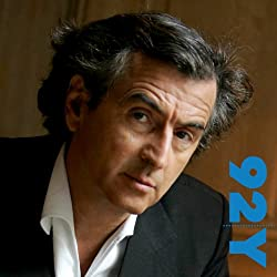 Bernard-Henri Levy at the 92nd Street Y
