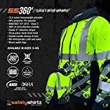 SafetyShirtz SS360 American Grit Hoodie ANSI Class