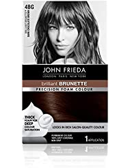 John Frieda Precision Foam Colour, Dark Chocolate Brown...