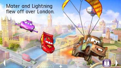 LeapFrog LeapPad Ultra eBook: Disney Pixar Cars 2 (works with all LeapPad Tablets) by LeapFrog (Image #6)