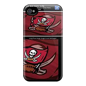 CassidyMunro Scratch-free Phone Cases For Iphone 6- Retail Packaging - Tampa Bay Buccaneers