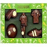 Heil Muñeco Chocolate de fútbol Paquete edelv ollm ilch, 1er Pack (1x 100g)