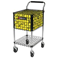 Tennis Ball Hoppers and Carts