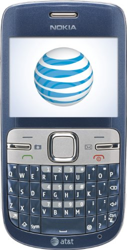 Nokia C3 Prepaid Gophone (At&T) With $30 Airtime Credit Noticeable