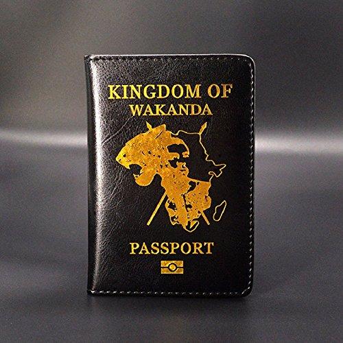 Wakanda Passport Cover/Holder (Limited Edition)