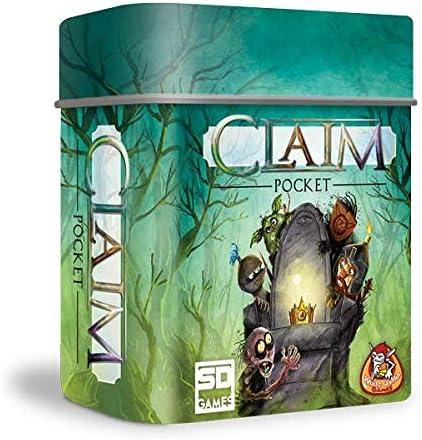 #Juegodemesa Claim Pocket por sólo 6,60€
