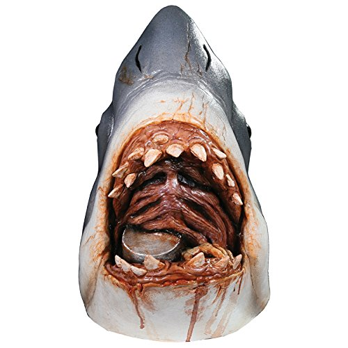 Trick or Treat Studios Men's Jaws-Bruce The Shark Mask, Multi, One Size]()
