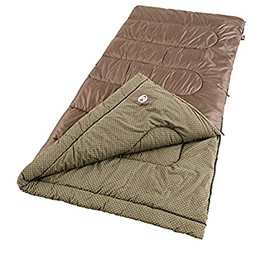 Coleman Oak Point Large Cool-Weather Sleeping Bag