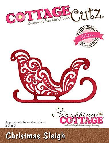 CottageCutz Christmas Sleigh 3.2