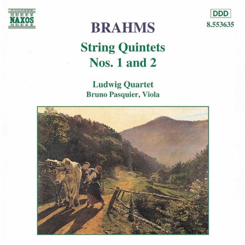 Brahms: String Quintets Nos. 1 And 2