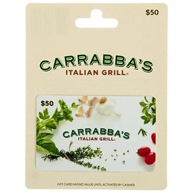 Carrabba's Italian Grill Gift Card $50