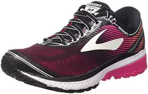 Brooks Womens Ghost 10 Neutral Cushioned Running Shoe
