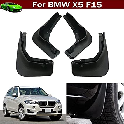 44ae347adcb Image Unavailable. Image not available for. Color  Tiantian New Car Mud  Flaps Splash Guard Fender Mudguard Mudflap for BMW X5 F15 2014 2015