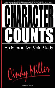 Book Character Counts: An Interactive Bible Study