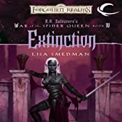 Extinction: Forgotten Realms: War of the Spider Queen, Book 4 | Lisa Smedman