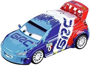 "Carrera 20061198 GO! Disney/Pixar Cars 2 - Coche diseño Raoul Çaroule""[Importado de Alemania]"