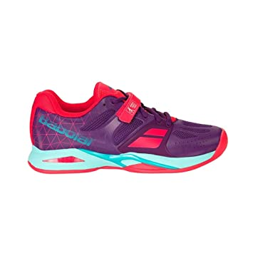 Babolat Propulse 17 Woman Violeta World Padel Tour: Amazon.es: Deportes y aire libre