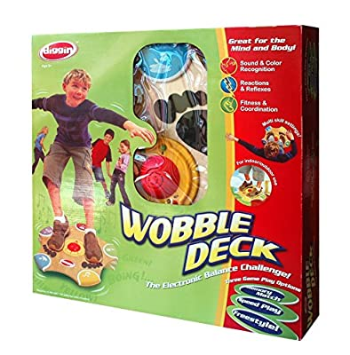 Wobble Deck Wood | Learning Toys