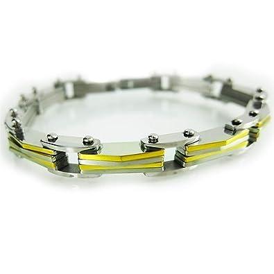 DP Design® Pulsera Pulsera Acero inoxidable quirúrgico para ...