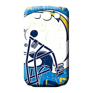 samsung galaxy s3 case Scratch-proof Back Covers Snap On Cases For phone phone carrying skins san diego chargers nfl football