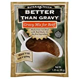 Better Than Gravy Mix Beef Gravy, 1 oz