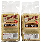 Bob's Red Mill White Popcorn - 27 oz - 2 pk