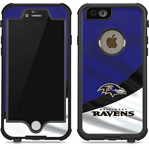 Baltimore Ravens iPhone 6/6s Waterproof Case - NFL | Skinit Waterproof Case - Snow, Dust, Waterproof iPhone 6/6s Cover