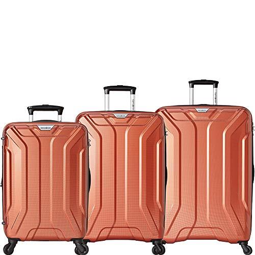 Samsonite Englewood 3 Piece Expandable Hardside Spinner Luggage Set