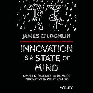 Innovation Is a State of Mind Audiobook