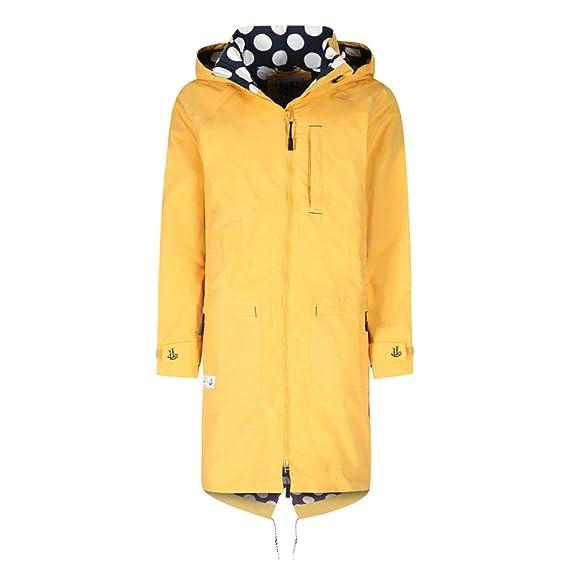 2da1fdff88 Lazy Jacks Ladies long length rain jacket coat waterproof