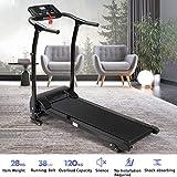Ccmall US Stock Folding Treadmill for