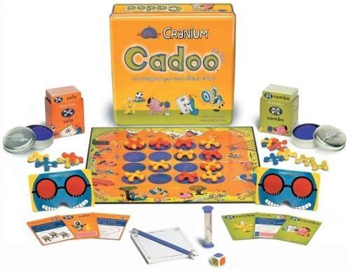 CRANIUM Cadoo - game kit