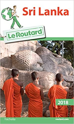 Guide du Routard Sri Lanka 2018