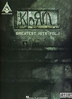 Korn Musical Instruments & Gear Instruction Books, Cds & Video Issues Learn To Play Metal Album Songbook Guitar Tab Sheet Music Book