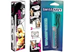 Bundle package 1 MI-Pole Professional Dance Pole 9ft/Pads AND 1 Swiss Navy Toy & Body Cleaner Pen 7.5ml
