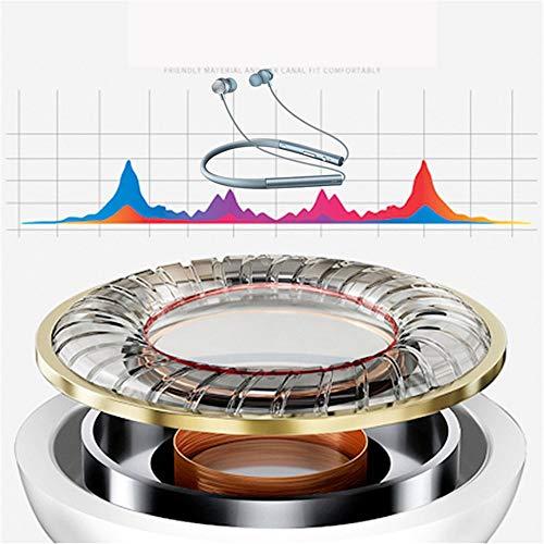 MZZG Auricular inalámbrico Bluetooth 5.0, 6D de Sonido Envolvente ...