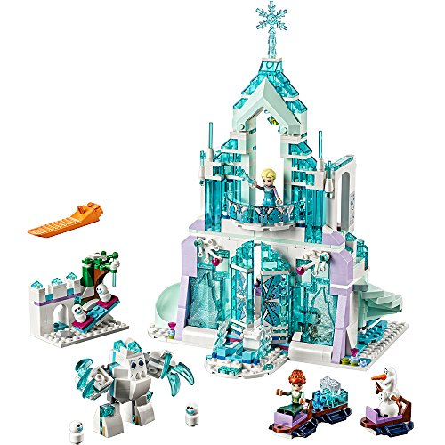 LEGO - Disney Frozen Elsa's Magical Ice Palace 41148 Disney Princess Toy ()
