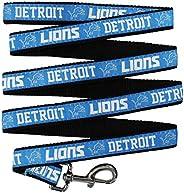 Pets First NFL Detroit Lions Pet Leashes