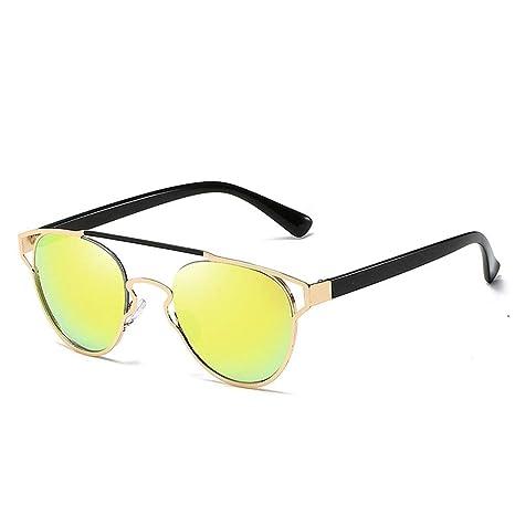 Gafas de sol para hombre Gafas de sol polarizadas redondas ...
