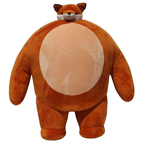 (Tiny Headed Kingdom: Bagstock 18 Inch, Stuffed Animals by Go Games)