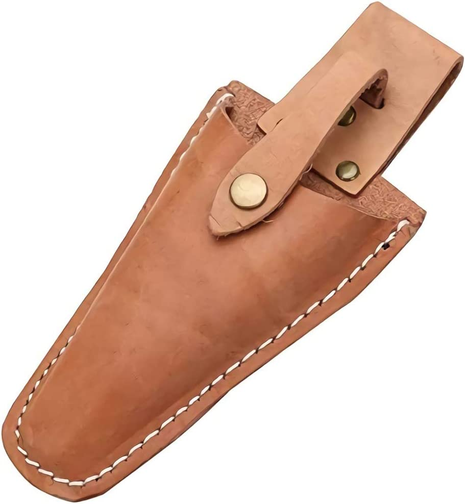 XINYIND XYDZ Leather Sheath Tool Holsters, Gardening Case Pouch Bag for Pliers, Pruning Shears, Secateurs, Scissors or Garden Knife Leather Holster
