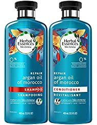 Herbal Essences, Shampoo and Conditioner Kit, BioRenew Argan Oil of Morocco, 13.5 fl oz, Kit