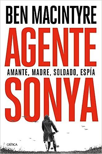 Agente Sonya de Ben Macintyre