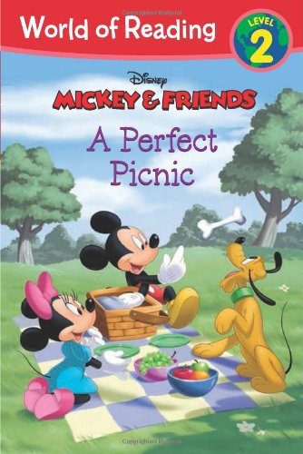 Download Mickey & Friends A Perfect Picnic (World of Reading) pdf epub